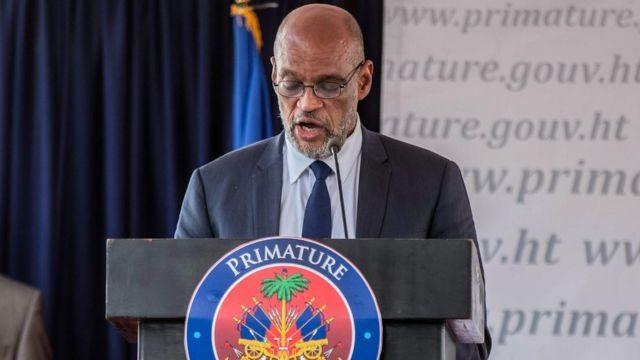 Ariel Henry to take over as new Haitian Prime Minister | హైతియన్ ప్రధానిగా ఏరియల్ హెన్రీ బాధ్యతలు చేపట్టనున్నారు. |_40.1