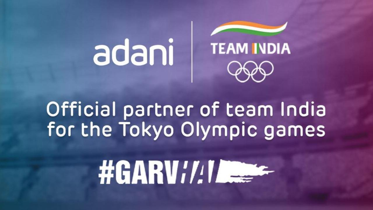IOA ropes in Adani Group as sponsor for Tokyo Olympics | ఐఓఏ టోక్యో ఒలింపిక్స్ కు స్పాన్సర్ గా అదానీ గ్రూప్ ని ఎన్నుకుంది |_40.1