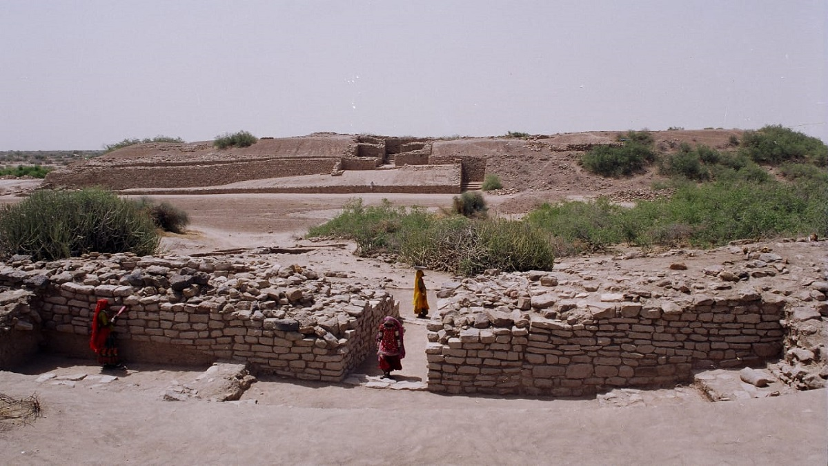 Dholavira inscribed on UNESCO World Heritage List | UNESCO వారసత్వ జాబితాలో చేరిన దోలవిర ప్రాంతం |_40.1
