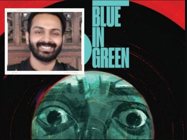 Graphic artist Anand Radhakrishnan wins prestigious Eisner award   గ్రాఫిక్ ఆర్టిస్ట్ ఆనంద్ రాధాకృష్ణన్ ప్రతిష్టాత్మక ఐస్నర్ అవార్డును గెలుచుకున్నారు  _40.1