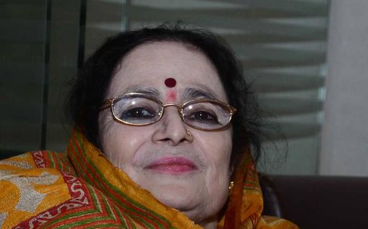 Padma Shri awardee Padma Sachdev passes away   Obituaries News  _40.1
