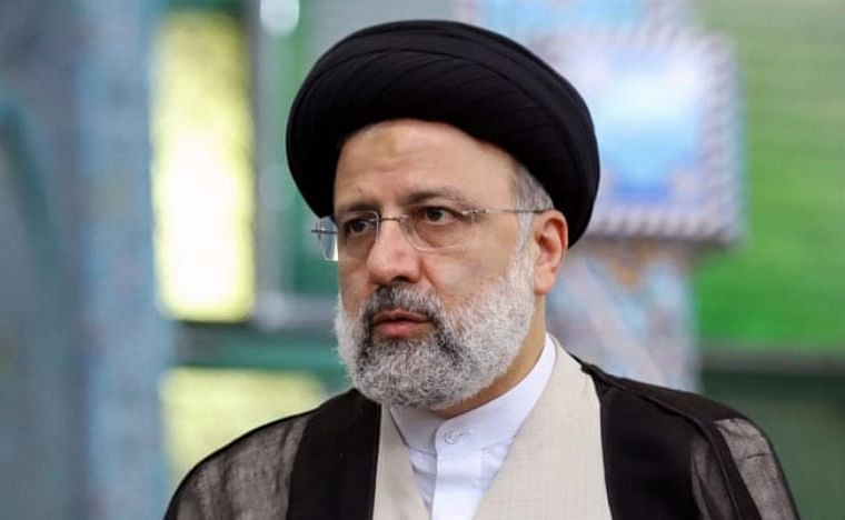 Ebrahim Raisi sworn in as new President of Iran | International News |_40.1
