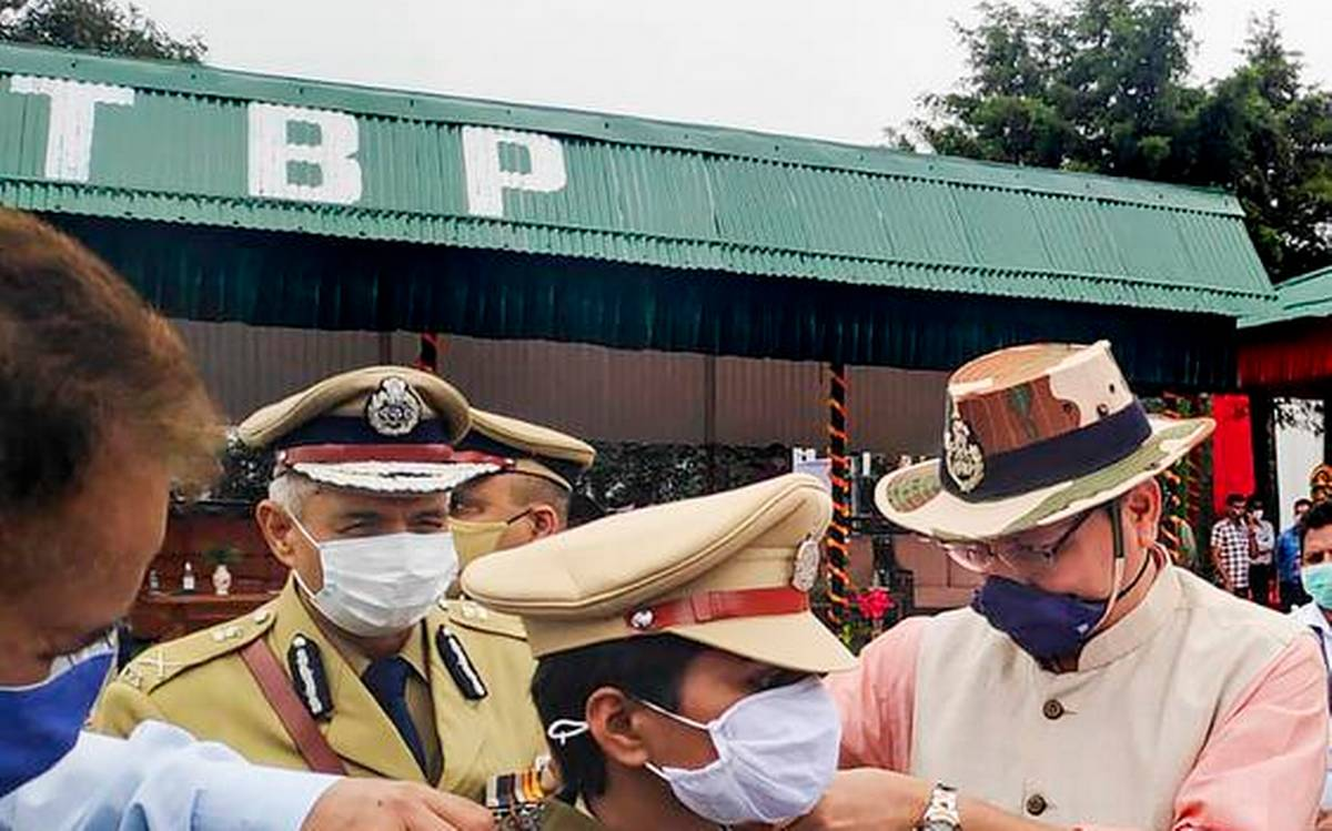 ITBP inducts its first women officers in combat |_40.1