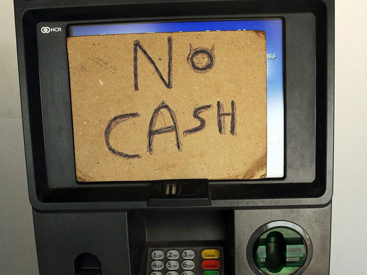 RBI to penalise banks if ATMs run out of cash | banking News |_40.1