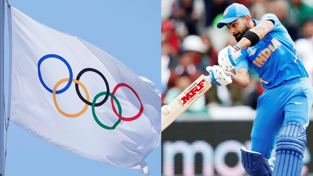 ICC to push for cricket's inclusion in Olympics 2028  _40.1