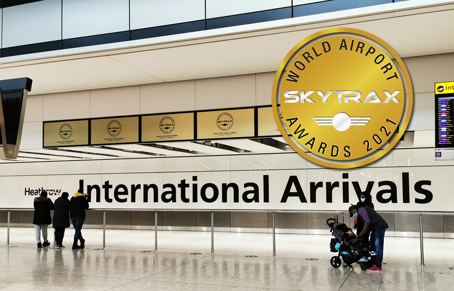 Skytrax's top 100 airport list released | స్కైట్రాక్స్ యొక్క టాప్ 100 విమానాశ్రయాల జాబితా విడుదల |_40.1