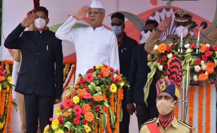 Chhattisgarh CM announces 4 new districts | ఛత్తీస్గఢ్ ముఖ్యమంత్రి నాలుగు కొత్త జిల్లాలను ప్రకటించారు |_40.1