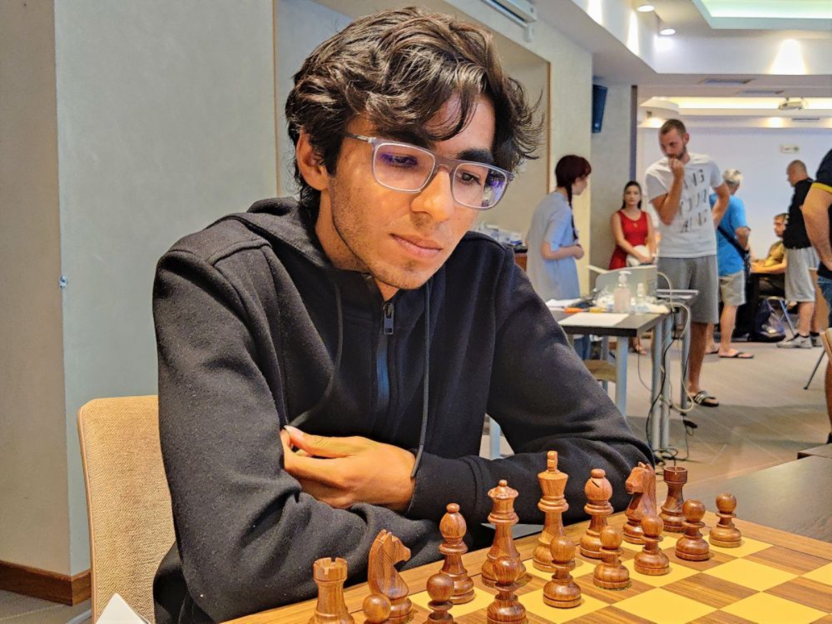 Harshit Raja becomes India's 69th Chess Grandmaster | భారతదేశపు 69వ చెస్ గ్రాండ్ మాస్టర్ గా హర్షిత్ రాజా |_40.1