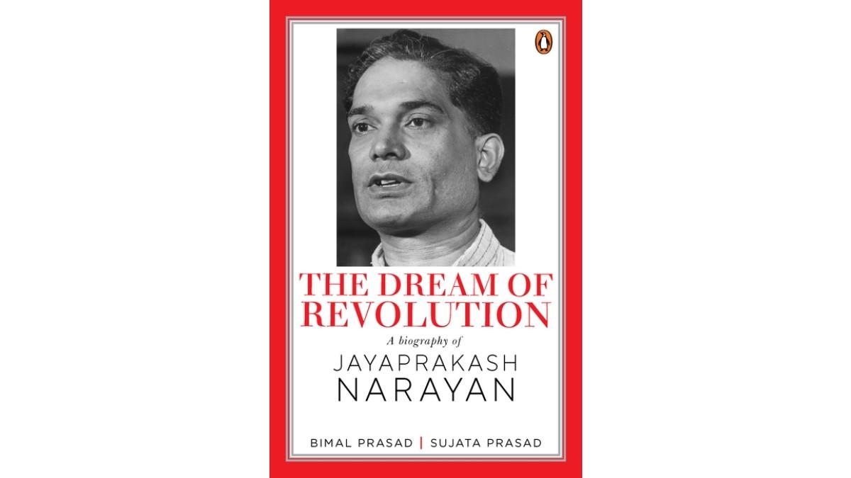 A book to explore life and works of Jayaprakash Narayan |_40.1