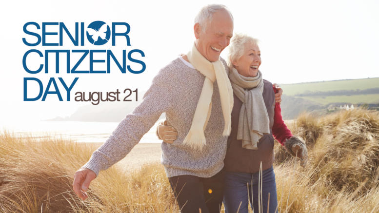 World Senior Citizen Day: 21 August   ప్రపంచ వృద్దుల దినోత్సవం : 21 ఆగస్టు  _40.1