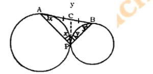 Properties Of Circle Part 2 : Download Mathematics Study Notes Free PDF For REET Exam_140.1