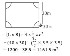 Mensuration – 2D : : Download Mathematics Study Notes Free PDF For REET/UTET Exam_70.1