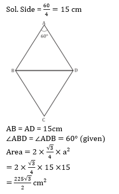 Mensuration – 2D : : Download Mathematics Study Notes Free PDF For REET/UTET Exam_160.1