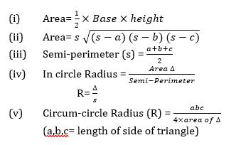Mensuration – 2D : : Download Mathematics Study Notes Free PDF For REET/UTET Exam_180.1