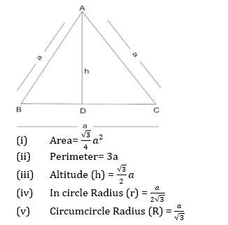 Mensuration – 2D : : Download Mathematics Study Notes Free PDF For REET/UTET Exam_230.1