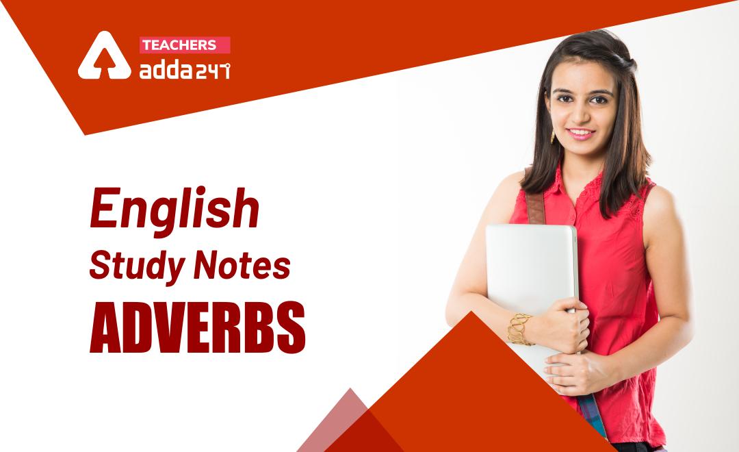 Adverbs – Download English Grammar Study Notes Free PDF_20.1