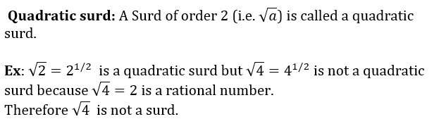 Powers, Indices and Surds Notes For CTET Exam: Free PDF_120.1