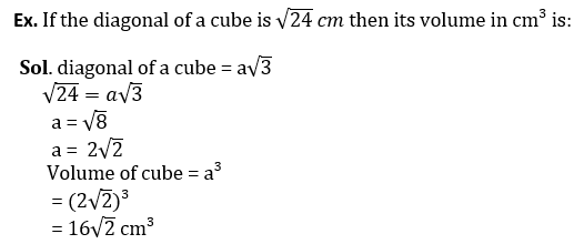 Mensuration-3D: Download Mathematics Study Notes Free PDF For REET/UTET Exam_110.1