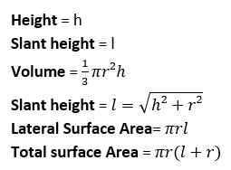 Mensuration-3D: Download Mathematics Study Notes Free PDF For REET/UTET Exam_160.1