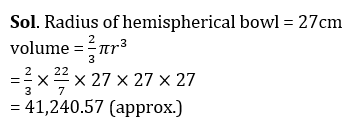 Mensuration-3D: Download Mathematics Study Notes Free PDF For REET/UTET Exam_220.1