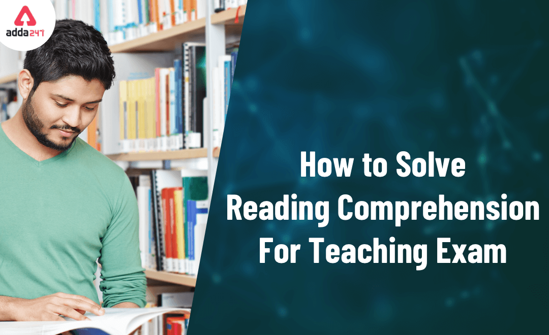English Study Notes: How to Solve Reading Comprehension_20.1