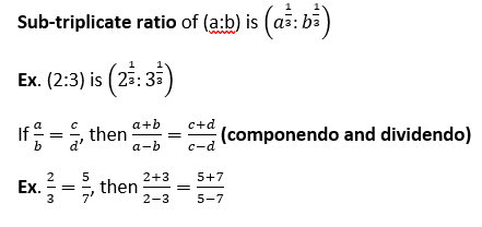 Ratio And Proportion : Download Mathematics Study Notes Free PDF_140.1