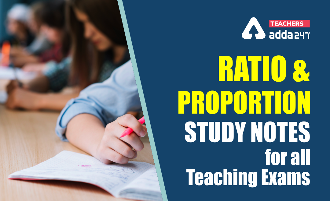 Ratio And Proportion : Download Mathematics Study Notes Free PDF_40.1
